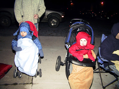 SANTA'S PARADE NOVEMBER 18 2006