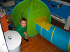 CAMERON PLAYING IN HIS ROOM! OR IS IT IS TENT? OR MAYBE HIS IGLOO! LET'S FOUND OUT!