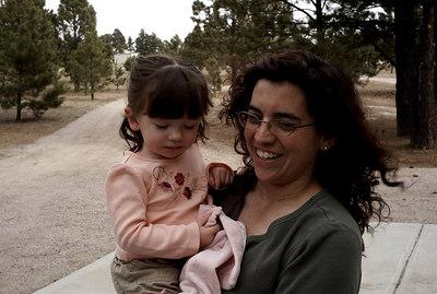 Emma & Kathy (Carolyn's sister)