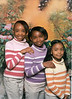 The Girls : Dominique,Raven and Bianca Hall - My Oldest daughter's children