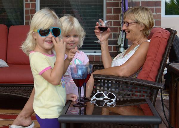 Drinks at Grannys