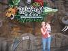 mommy & tyler at rainfoest cafe 1