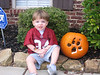 tyler after school on halloween 3