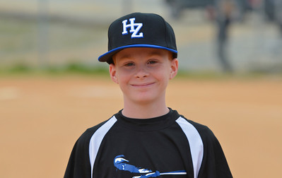 ZACH PLAYING FOR THE HITTING ZONE .....THEY WON 2 LOST 2 FOR THE WEEKEND TOURNAMENT AT THOMASVILLE, NC ON APRIL 28, 2012