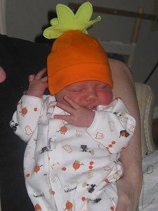 Halloween 2006:  Never a cuter baby . . .