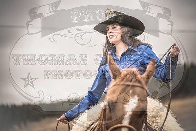 Grande Ronde Rodeo 2018 - Sunday