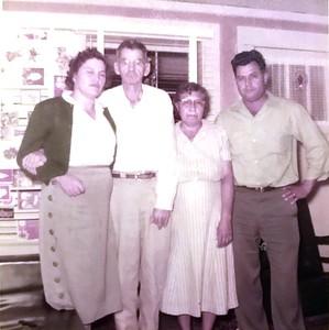"Granny Pearls husband, ""pop samuell"" Grandpaws dad"