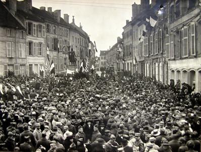France 1918