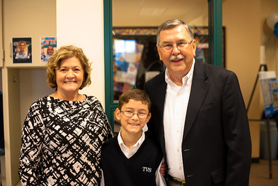 Grandparents Day Science Expo