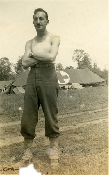 Grandpa's Army Pic