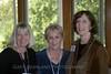 Sharon Hawkins Roberts, Phyllis Johnson, Susan Daniel