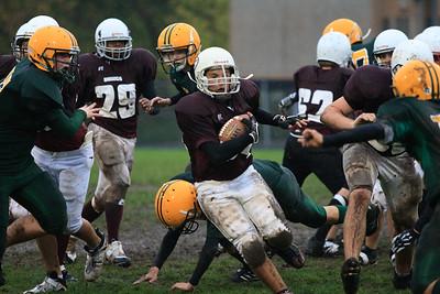 Grandville Football 2008 8th grade