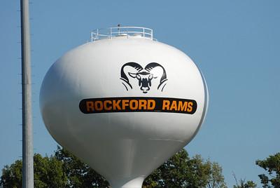 Grandville at Rockford, Freshman, 1st half, 9-13-2007