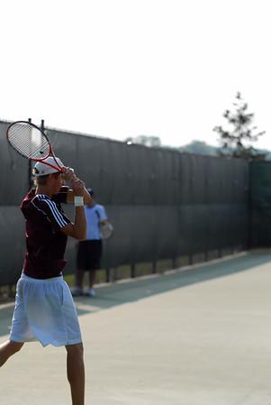 Grandville Tennis Hudsonville 9-6-2007