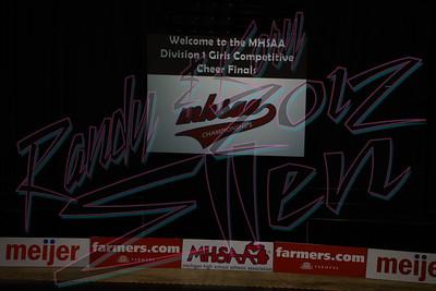Grandville Cheer 2013