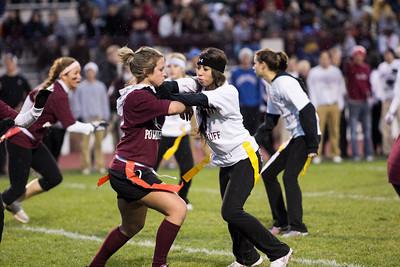 Grandville Powder Puff Football 2011