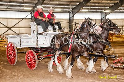 Grange Fair - Draft Horse Show – Friday August 24, 2012