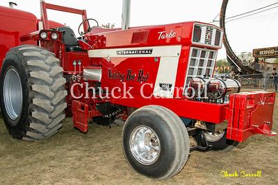 Grange Fair 10,000 lb Tractor Pulls - Monday 8-26-2013
