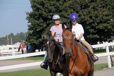 Grange Fair 2010   --  Centre Hall Pennsylvania   --  Centre County Open Horse Show