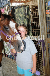 Grange Fair 2010  --  Centre County Residents Open Horse Show - Centre Hall Pennsylvania