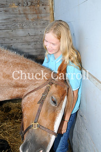 Grange Fair 2010  --  Centre County Residents Open Horse Show - Centre Hall Pennsylvania