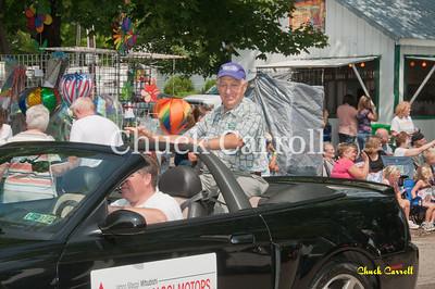 Grange Fair Annual Parade - September 1, 2011 - Centre Hall, PA