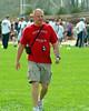 Granite City High School Track Team head coach Tom Miller.