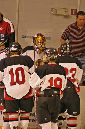 Granite City Warriors Ice Hockey versus Althoff