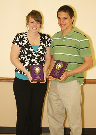 Granite City Elks Student of the Year 2008-2009
