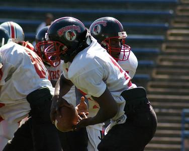 Granite City Warrior Football JV vs Alton