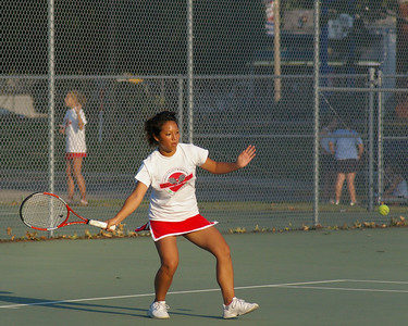 Granite City Warrior's Girl's Tennis Team 2007