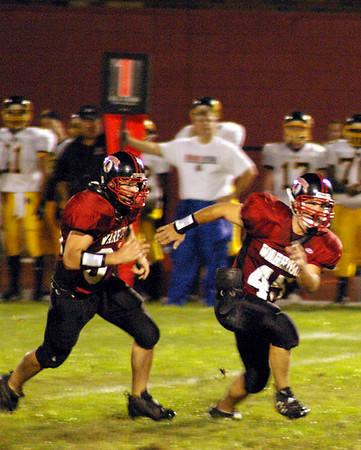 Granite City Warriors Varsity Football 2007