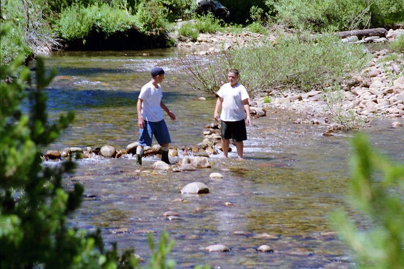Jason & Brian discuss the Dam-Building Strategy