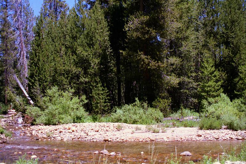 Granite Creek before the Big Wash-Out!