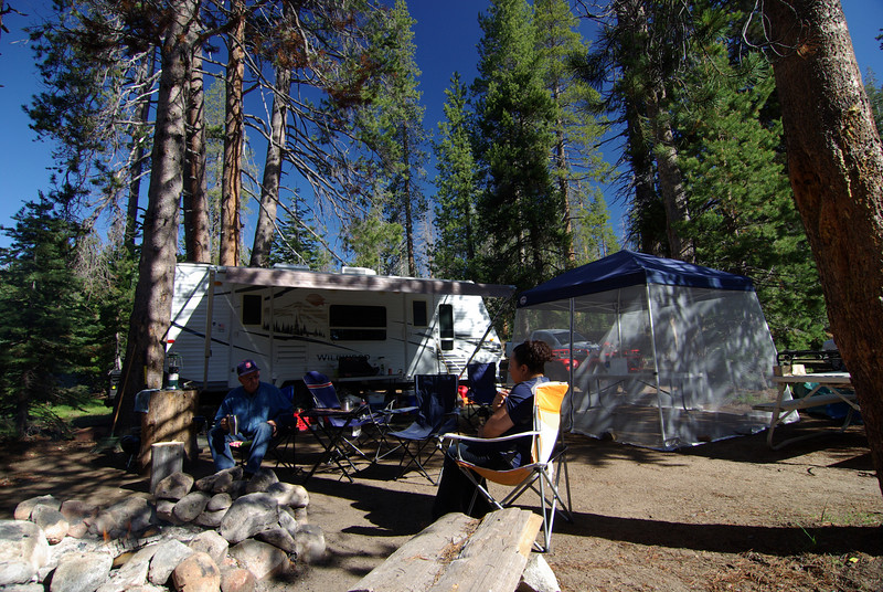 Granite Creek Camping 2009