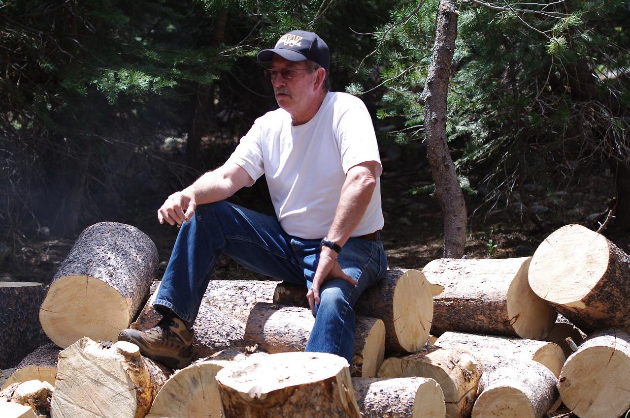 Lumber-Jack Dad