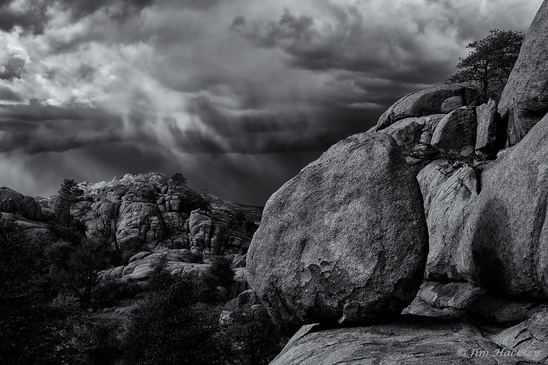 Granite Mountain Storm