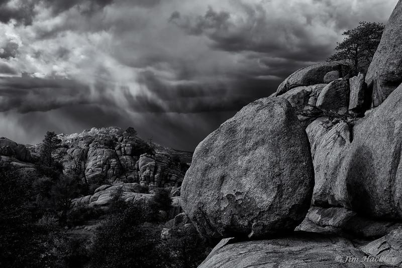 Granite Mountain Storm
