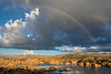 Watson Lake Double Rainbow