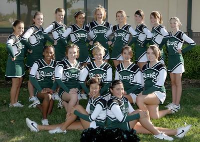 Granite Oaks Cheer 2008