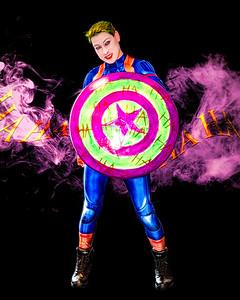 Joker Captain America