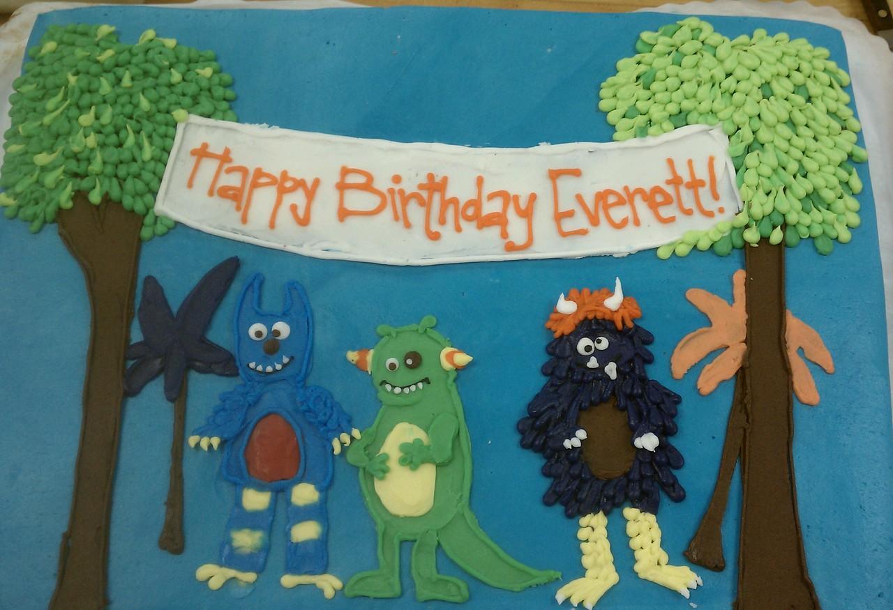Party Animal Cake