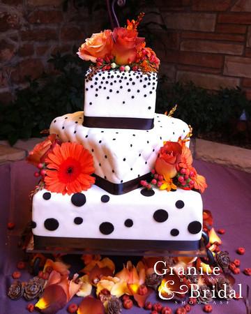 2011 Wedding Cakes
