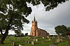 Tingelstad kirke (church), Gran, Norway