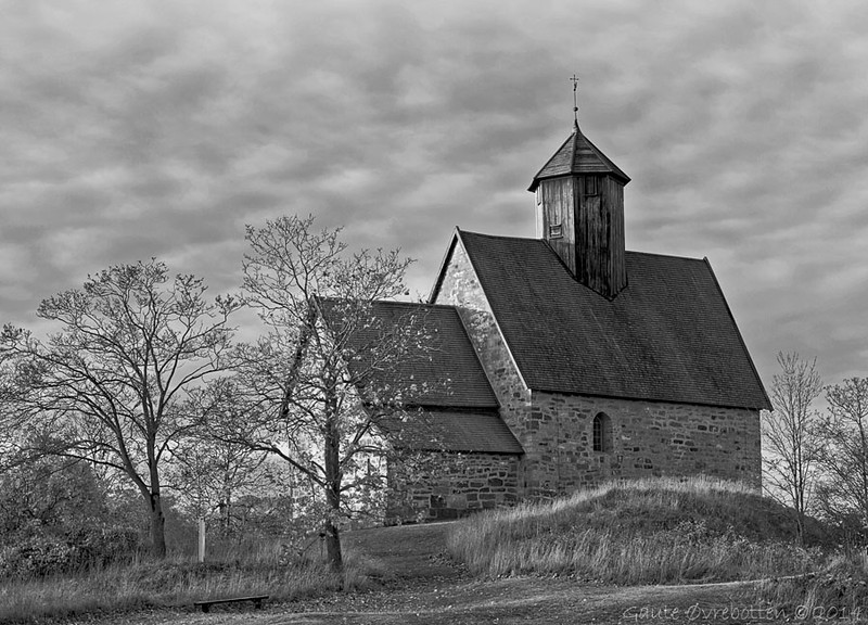 St Petri (AKA old church of Tingelstad )