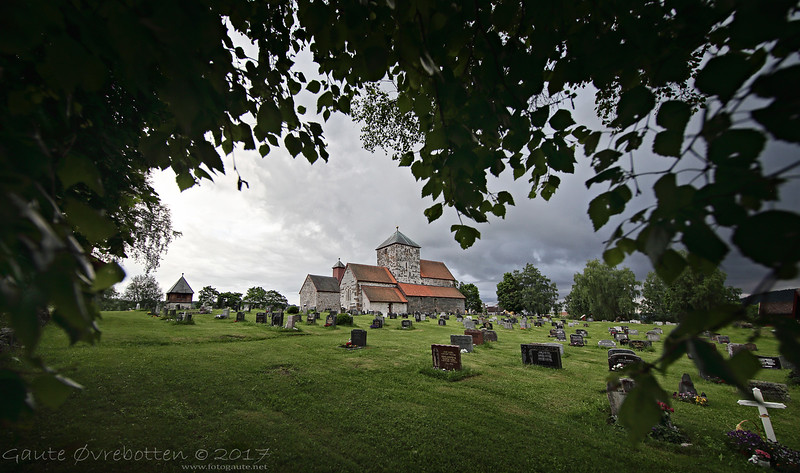 Søsterkirkene<br /> The 'Sister's churches' at Granavollen
