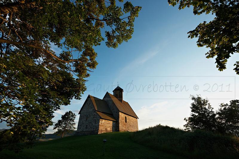 St. Petri kirke (St Petri church), Gran, Norway