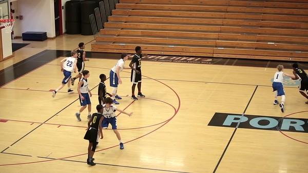 Grant Basketball 2118 1st Half