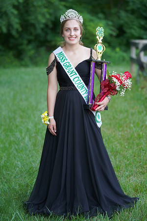 Grant County 4 H Fair Awards & Royalty 2018