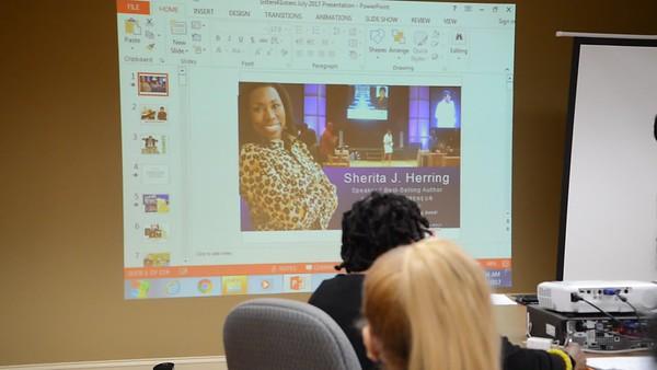 Grant Funding with Sherita Herring   7.15.17